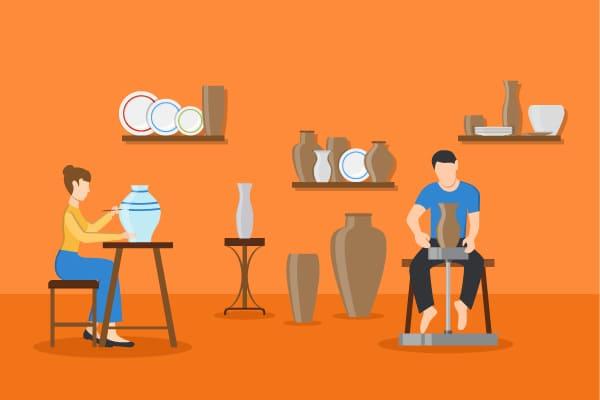 Servicios de Artesanías y Comercio