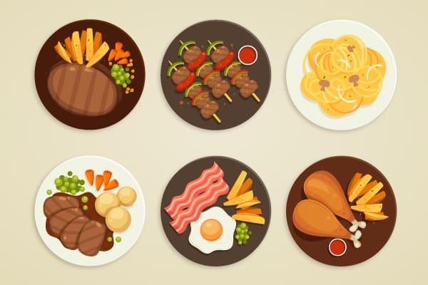 Servicios de gastronomía
